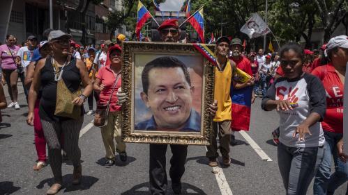 DIRECT. Venezuela : le camp Maduro appelle à un rassemblement au palais présidentiel