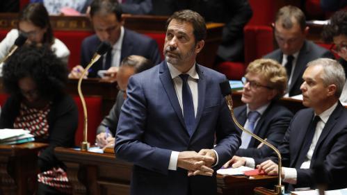 1er-Mai : plus de 7 400 policiers et gendarmes seront mobilisés à Paris, annonce Christophe Castaner