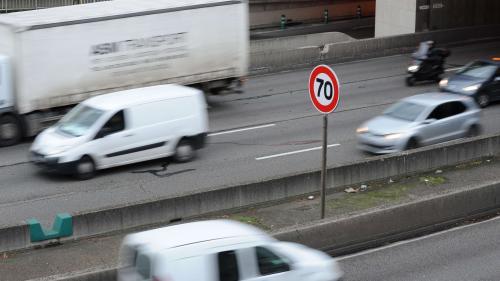 Sécurité, bruit et pollution : ça change quoi de passer à 70 km/h sur le périphérique?