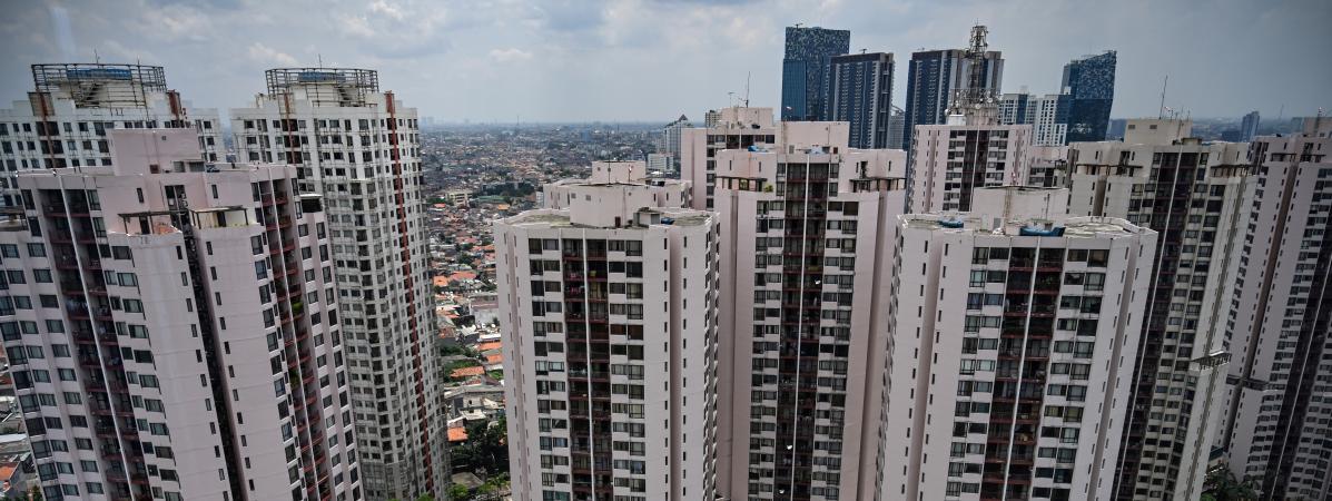 Indonésie : menacée par les eaux, Jakarta se déplace sur l'île de Bornéo