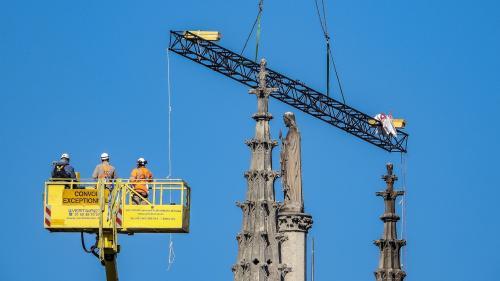 Restauration de Notre-Dame : le projet de loi examiné à l'Assemblée le 10 mai