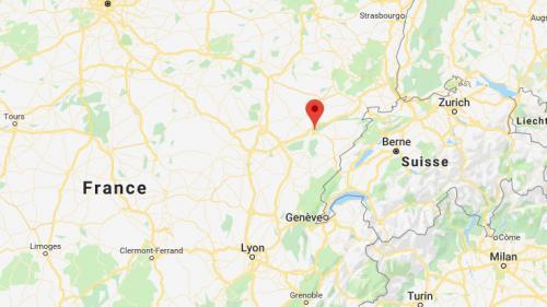 """1er-Mai : 200 à 300 """"gilets jaunes"""" ont tenté de faire intrusion dans un commissariat de Besançon"""