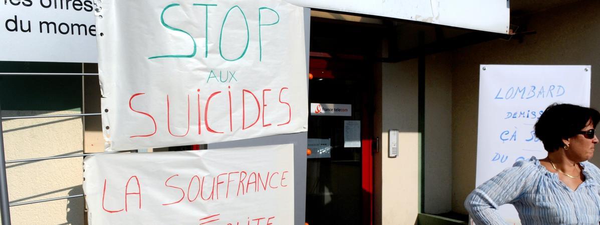 Suicides à France Télécom : l'article à lire pour tout comprendre de cette affaire emblématique de la souff...