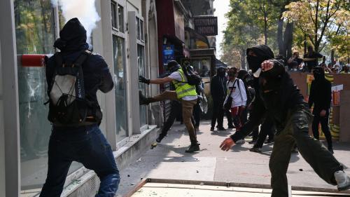 DIRECT. 1er-Mai : 330 personnes ont été interpellées à Paris, où des tensions persistent avant la dispersion du cortège
