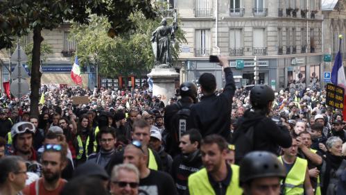 1er-Mai à Paris : le commissariat du 13e arrondissement visé par des projectiles