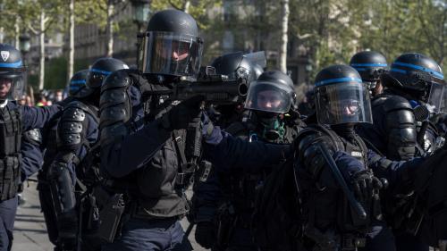 DIRECT. 1er-Mai : plus de 7 400 policiers et gendarmes mobilisés à Paris pour une journée de manifestations sous haute tension