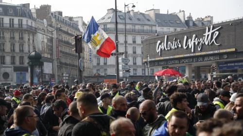 DIRECT. Manifestations du 1er-Mai : 88 personnes déjà interpellées à Paris
