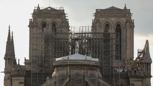 Incendie de Notre-Dame : un photographe montre l'intérieur de la cathédrale, ravagée par les flammes