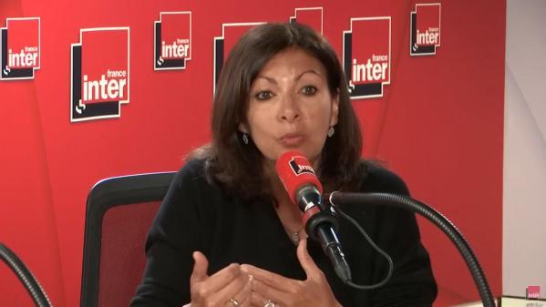 VIDEO. Elections européennes : Anne Hidalgo apporte son soutien à Raphaël Glucksmann