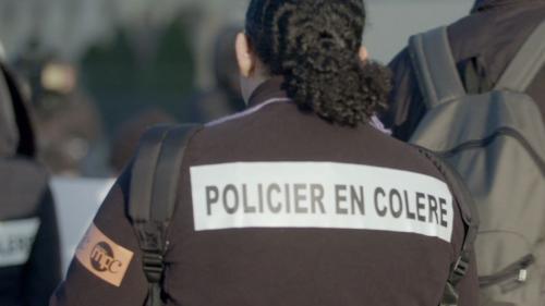 """VIDEO. Abandon, impuissance, déclassement : regardez en avant-première le documentaire """"Police, à bout de souffle"""""""