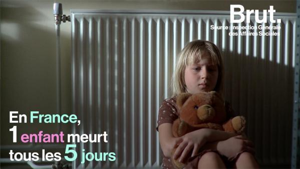 VIDEO. En France, un enfant meurt tous les cinq jours sous les coups de ses parents.