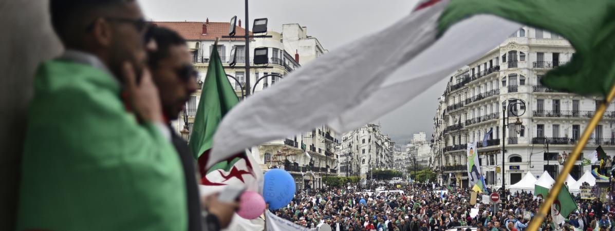 Nouveau vendredi de contestation en Algérie, quelques jours avant le début du ramadan