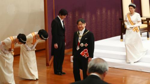 franceinfo junior. Pourquoi y a-t-il un empereur au Japon ?