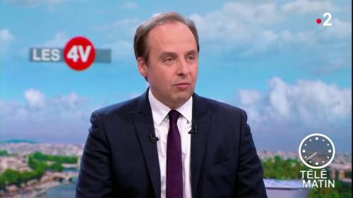"""Pitié-Salpêtrière : """"Le gouvernement a largement exagéré"""", selon Jean-Christophe Lagarde (UDI)"""