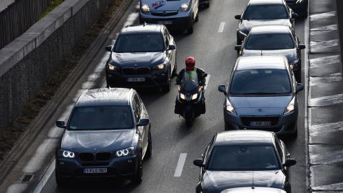 Lille : des sanctions contre les conducteurs trop polluants