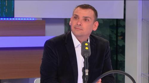 """Violences dans les manifestations : le """"gilet jaune"""" Benjamin Cauchy """"appelle à manifester avec un bulletin de vote"""""""