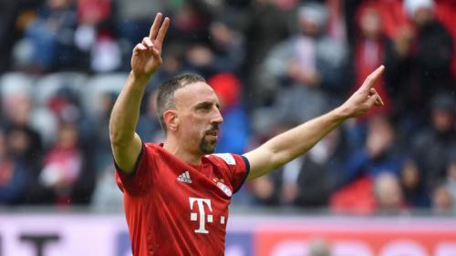 Foot : Franck Ribéry quitte le Bayern Munich à la fin de la saison