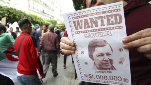 """Algérie : Saïd Bouteflika, influent frère du président déchu, arrêté et incarcéré pour """"complot contre l'autorité de l'Etat"""""""