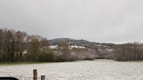 Météo : la neige et le froid font un retour marqué en Auvergne