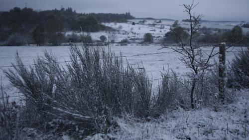 EN IMAGES. Neige : tour de France du retour surprise de l'hiver