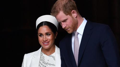 Royaume-Uni : la duchesse de Sussex Meghan Markle a donné naissance à un garçon