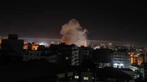 Les Palestiniens annoncent un cessez-le-feu à Gaza après la plus grave flambée de violence depuis 2014