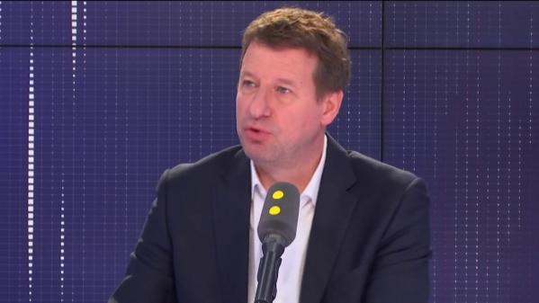 """Européennes : """"Le seul vote utile pour l'environnement, c'est le vote Vert"""", affirme Yannick Jadot"""
