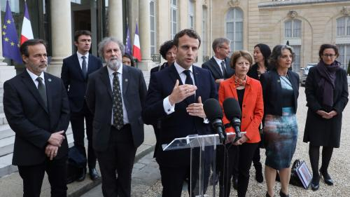 Biodiversité : Emmanuel Macron a-t-il recyclé ses annonces en matière d'environnement?