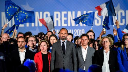 Européennes: à Caen, la majorité joue la dramatisation de la campagne