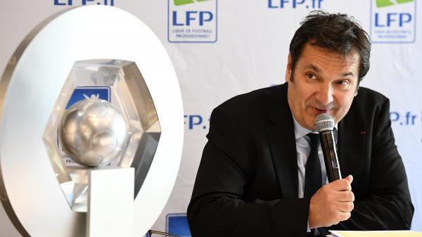 """Football : une """"super ligue des Champions"""" pourrait aboutir à """"la diminution de l'attractivité de notre Ligue1"""", s'alarme la LFP"""