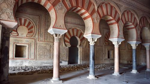 Journées de l'archéologie : le réveil de la Medina Azahara en Espagne