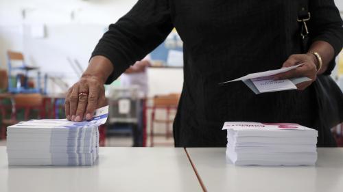 Élections européennes : des millions de bulletins de vote imprimés