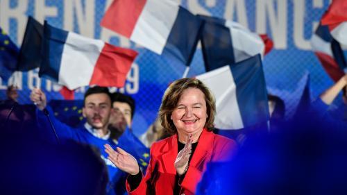 """Européennes : Nathalie Loiseau promet un """"blitzkrieg positif"""" pour relancer sa campagne"""
