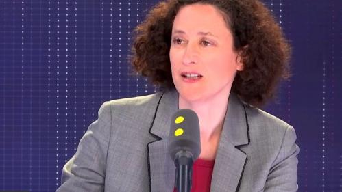 "VIDEO. Report de l'interdiction de la production de certains pesticides : ""2025, c'est un peu loin"", concède Emmanuelle Wargon"