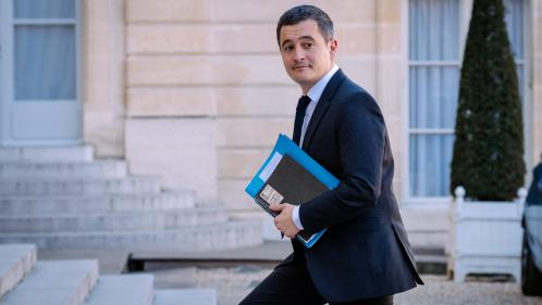 """Impôt sur le revenu : 95% des contribuables """"paieront moins d'impôts"""" l'an prochain, assure Gérald Darmanin"""