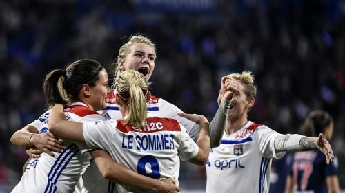L'Olympique Lyonnais domine Lille et s'offre une huitième Coupe de France féminine