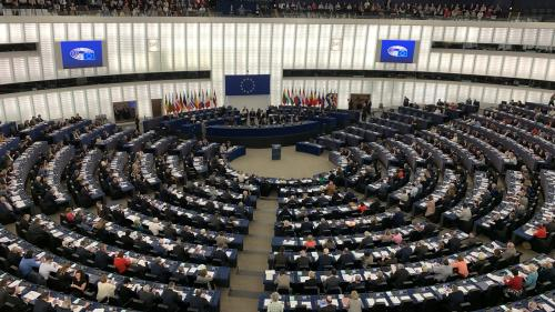 Européennes : La République en marche prépare le jour d'après