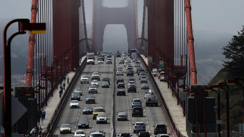 Les bouchons ont empiré à San Francisco à cause de Uber et Lyft, selon une étude