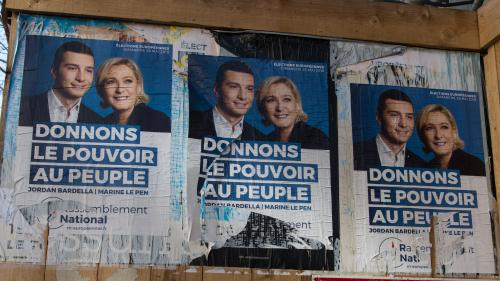 Européennes : ce qui a changé dans le programme du Rassemblement national depuis 2014