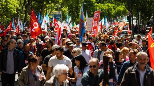 """DIRECT. Les fonctionnaires manifestent partout en France contre le projet de loi qui doit """"moderniser"""" leur statut"""