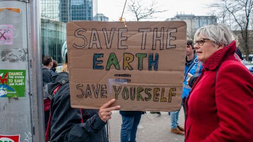 """""""Jour du dépassement"""" : l'Union européenne aura épuisé vendredi ses ressources naturelles pour l'année"""