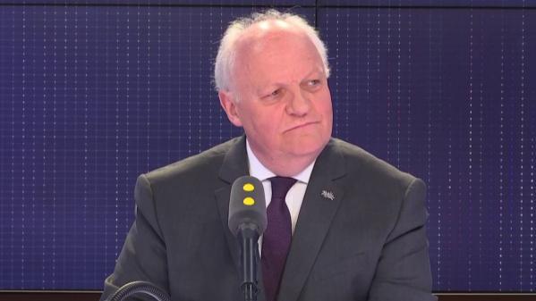 """Européennes : """"Florian Philippot s'est approprié 90% de nos analyses"""", dénonce François Asselineau"""