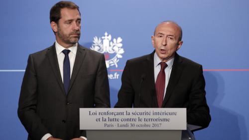 """Gérard Collomb estime que Christophe Castaner """"peut commettre un certain nombre d'erreurs"""""""