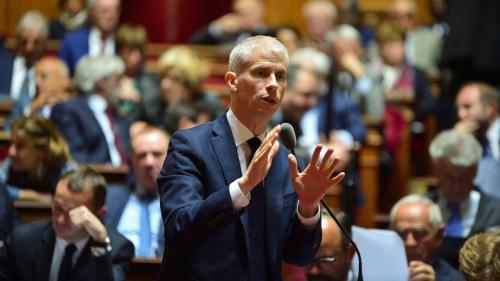 """Notre-Dame : """"La restauration ne se fera pas à la hâte"""", assure le ministre de la Culture, Franck Riester"""