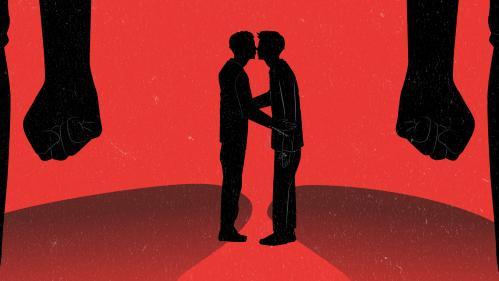 GRAND FORMAT. Agressions, insultes, harcèlement... Cinq mois de violences contre les LGBTI en France