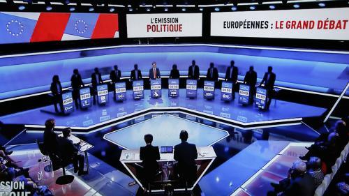 Élections européennes : 34 listes à choisir