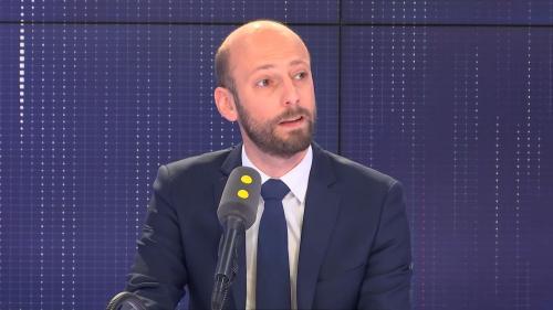 """Européennes : si le rassemblement national arrive en tête le 26 mai """"ce sera un échec pour la France"""", estime Stanislas Guerini"""