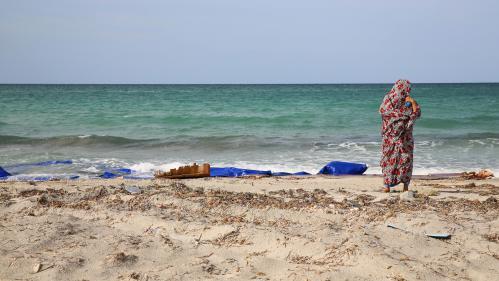 Une soixantaine de migrants meurent dans le naufrage de leur embarcation au large de la Tunisie