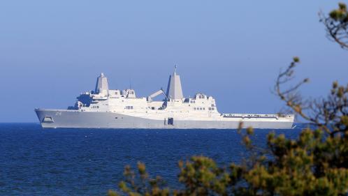 Face à l'Iran, les Etats-Unis envoient un navire et une batterie de missiles au Moyen-Orient