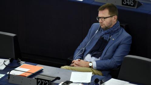 """VIDEO. """"Je me dis, moi, 'j'arrête, j'en peux plus'"""": Jérôme Lavrilleux raconte l'affaire Bygmalion et sa tentative de suicide"""